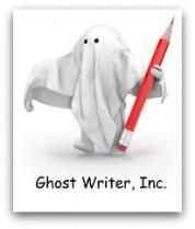 Book Ghostwriter & Book Ghost Writer