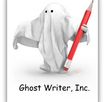 Whats a ghost writer