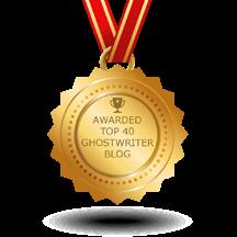 Ghost Writer Book Award